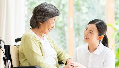介護職の転職サポート ほっ介護